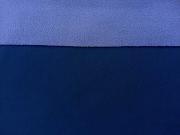 RESTSTÜCK 47 cm Softshell uni, dunkelblau