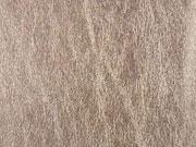 RESTSTÜCK 97cm Lederimitat Jersey, gold metallic