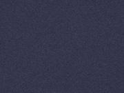 RESTSTÜCK 46 cm Jackenstoff Softshell, dunkelblau