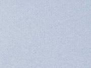 Baumwoll French Terry Indigo Färbung, helles jeansblau