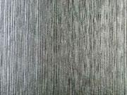 RESTSTÜCK 150 cm strukturierter Glitzerstoff, khaki/silber