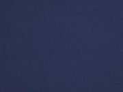 Viskose Jerseystoff uni, dunkelblau