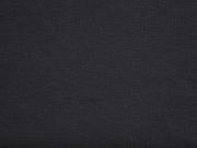 Viskose Jerseystoff uni, schwarz