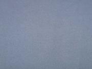 RESTSTÜCK 46 cm elastisches Wildleder Imitat -rauchblau