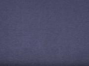 Modal Jersey uni, dunkelblau