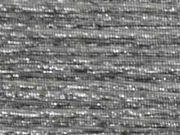 Plissee, schwarz silber