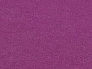 RESTSTÜCK 52 cm beschichteter Jersey Jeggings Stoff, bordeaux