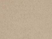 Velour Jackenstoff Wollstoff ähnlich, beige
