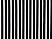 Blusenstoff Crepe Streifen längs, schwarz