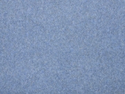 butterweicher Organic Cotton Fleece, jeansblau