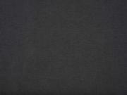 RESTSTÜCK 62 cm Modal uni, schwarz