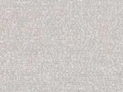 Viskosejersey Dew Drops Uni, hellbeige silber