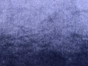 Elastischer Samt, königsblau