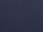 Scuba Stoff mit Piquestruktur, dunkelblau