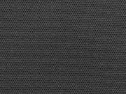 Scuba Stoff mit Piquestruktur, schwarz
