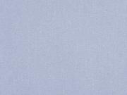 Baumwollsatin elastisch uni, hellblau