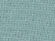 Canvas Stoff uni, mattes jadegrün