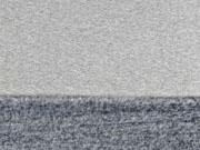 Sweatstoff Alpenfleece uni, grau melange