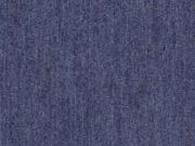 Jeansstoff ohne Stretch uni, dunkelblau