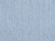 RESTSTÜCK 59 cm Stretchjeansstoff uni, helles jeansblau