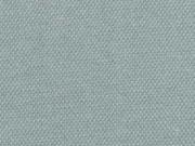 Piqué T-Shirt Stoff uni, dunkelmint