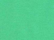 Piqué T-Shirt Stoff uni, grün