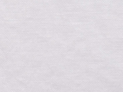 Leinenlook T-Shirtstoff uni, weiß