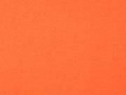 Jersey meliert, neon orange