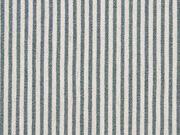Stretchstoff Bengalin Hosenstoff Streifen, natur altmint
