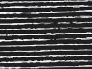 Jersey Streifen blurry stripes, weiß schwarz