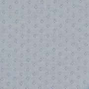 Jerseystoff Ajour Muster uni, hellblau