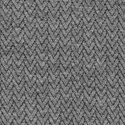 Jacquard Jerseystoff Pfeilspitzen, grau schwarz