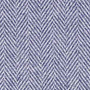 Jacquard Stoff Fischgrätmuster, jeansblau