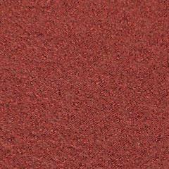 Walkstoff boiled wool weich, rostbraun