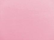 Bündchenstoff Meterware Glattstrick uni, rosa