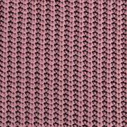 Strickstoff Baumwolle Halbpatent gerippt, mauve