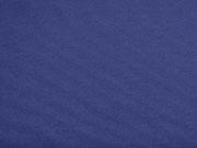 Jerseystoff uni, marineblau