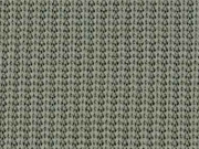 Strickstoff Baumwolle Halbpatent gerippt, Bundeswehrgrün