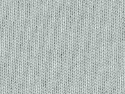 Strickstoff Baumwolle Meterware uni, altmint