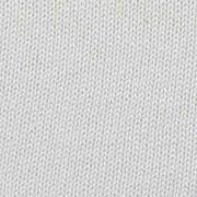 Strickstoff Baumwolle Meterware uni, cremeweiß