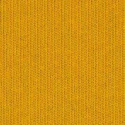 Strickstoff Baumwolle Meterware uni, ockergelb