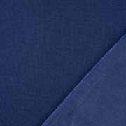 Sweatstoff Alpenfleece uni, marineblau