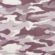 Baumwollstoff Camouflage, hellaltrosa mauve