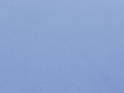 RESTSTÜCK 26 cm Baumwollstoff uni, jeansblau