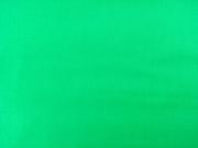 RESTSTÜCK 61 cm beschichtete Baumwolle uni grasgrün