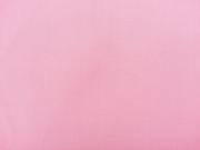 RESTSTÜCK 53 cm beschichtete Baumwolle uni rosa