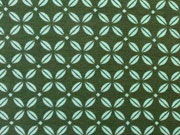 RESTSTÜCK 32 cm Jersey Kreuzblume, khaki