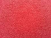glattes Bündchen, dunkelrot melange (WA)