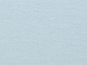 RESTSTÜCK 60 cm Jersey uni, hellstes eisblau