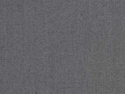 RESTSTÜCK 35 cm Baumwolle uni, dunkelgrau
